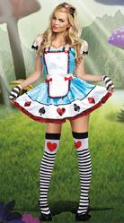 VIP костюмы - Алиса из Зазеркалья
