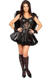 Крылья для костюма - Ангел ночи