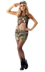 Военные и Милитари - Армейский костюм Энни