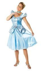 Золушки - Атласное платье милой Золушки
