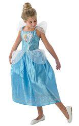 Золушки - Атласное платье Золушки