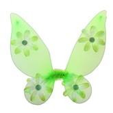 Пчелки и бабочки - Бабочка с цветочками