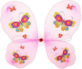 Пчелки и бабочки - бабочки розовые с узорами