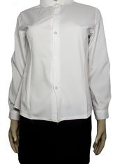 Стюардессы и Капитаны - Белая рубашка стюардессы