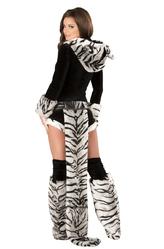 Леопарды и тигры - Костюм Белая тигрица