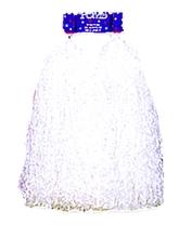 Восточные танцовщицы - Белые помпоны