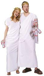 Национальные - Белый костюм грека