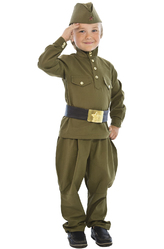 Военные - Костюм Бесстрашный солдат