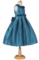 Платья для девочек - Бирюзовая принцесса