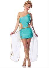 Боги - Бирюзовый костюм Богини