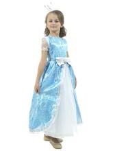 Принцессы и принцы - Бирюзовый костюм принцессы