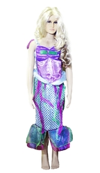 Русалочки - Блестящее платье русалочки