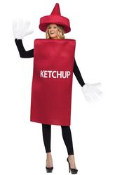 Смешные и Веселые - Костюм Большой кетчуп