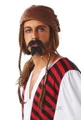 Пираты и капитаны - Бородка усы пирата