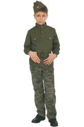 Военные и летчики - Костюм Бравый военный