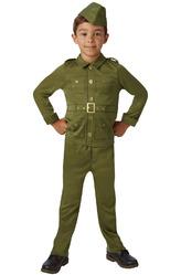 Солдат - Костюм Бравый вояка