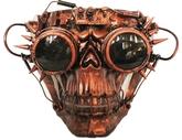 Женские костюмы - Бронзовая маска Скелета Стимпанк