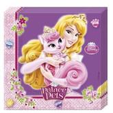 Аксессуары - Бумажные салфетки Принцессы Диснея