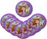 Аксессуары - Бумажные тарелки Принцесса София 8 шт