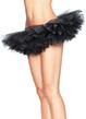 Черная юбка-пачка балерины