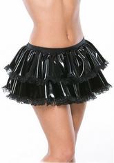 Подъюбники и юбки - Черная юбка пачка