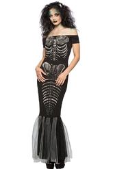 Мертвецы - Черное платье Скелета