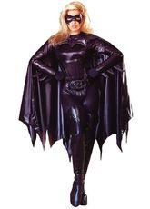 Бэтмен - Чёрный костюм Бэтвумен