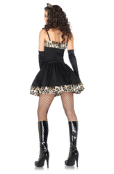 Костюмы на Хэллоуин - Костюм Черный леопард