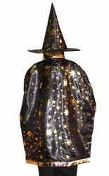 Женские костюмы - Черный набор волшебника