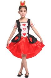 Костюмы для девочек - Костюм Червовая принцесса