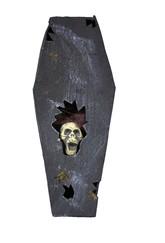Скелеты и Зомби - Декорация Гроб со скелетом