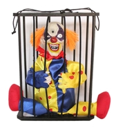 Клоунессы - Декорация Клоун в клетке