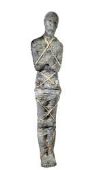 Скелеты и Зомби - Декорация Мумия серая
