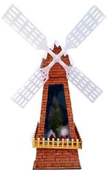 Декорации - Декорация Новогодняя мельница