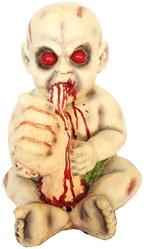 Зомби и Призраки - Декорация Ребенок поедающий чужую руку