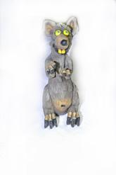 Мыши и мышки - Декорация Веселая крыса