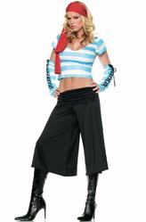Женские костюмы - Дерзкая пиратка
