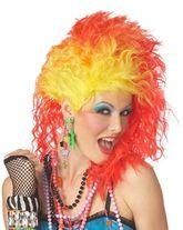 Ретро и Стиляги - Дерзкий парик рокерши