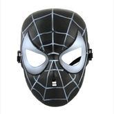 Человек-паук - Детская черная маска Спайдермена