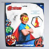 Железный человек - Детская фотобутафория Железный человек