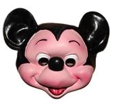 Мышки и Микки - Детская латексная маска Микки Мауса