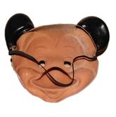 Микки и Минни Маус - Детская латексная маска Микки Мауса
