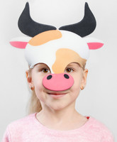 Аксессуары - Детская маска Бычок