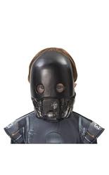Звездные войны - Детская маска K-2SO