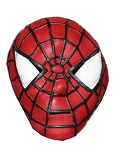 Человек-паук - Детская маска Спайдермена