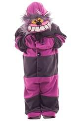 Герои фильмов - Детская пижама-кигуруми Чеширский кот