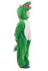 Кигуруми - Детская пижама-кигуруми Крокодил