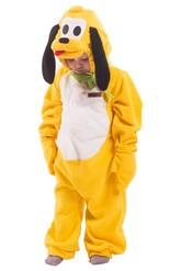 Кигуруми - Детская пижама-кигуруми Плуто