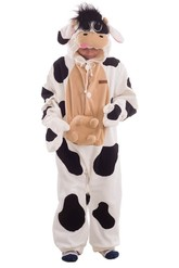 Кигуруми - Детская пижама Корова