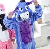 Кигуруми - Детская пижама Ослика
